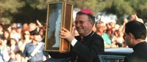 Addio a monsignor Grillo, il vescovo della Madonnina di Civitavecchia