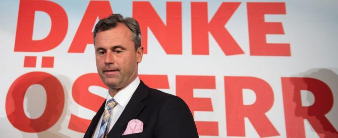 Presidenziali austriache, in forte vantaggio Hofer, leader della destra