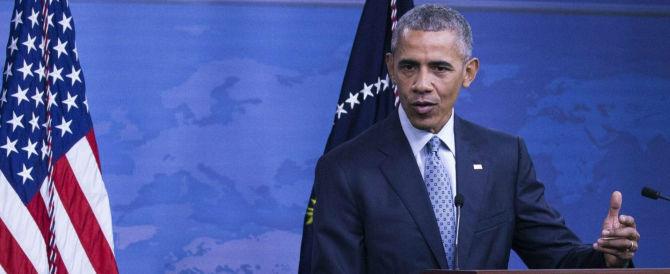 Addio al TPP: ecco la prima mossa di Obama dopo la vittoria di Trump