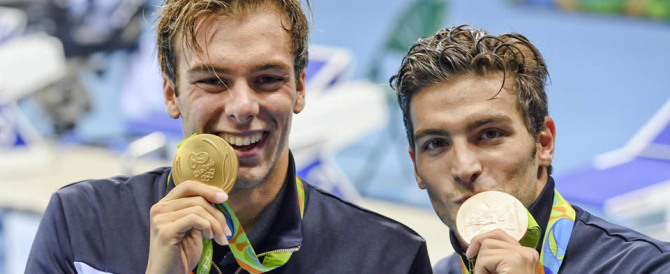 Greg Paltrinieri, l'uomo-motoscafo, regala il sesto oro olimpico all'Italia