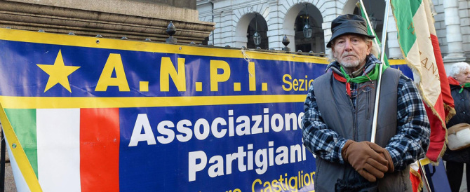 Fischia il vento e infuria la bufera a Firenze. L'ira dei partigiani contro Nardella