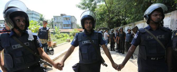 Bangladesh, ucciso in un blitz l'assassino dei nove italiani a Dacca