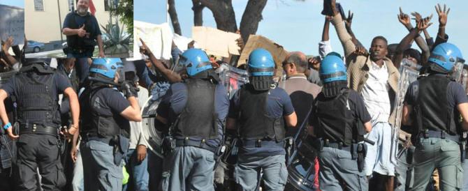 Ventimiglia, rabbia per il poliziotto morto. Fermati tre francesi armati