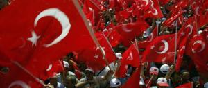 "Istanbul, manifestazione oceanica per Erdogan: ""Noi siamo una nazione"""