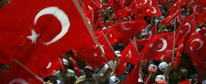 La democrazia è in ritirata: Turchia, il colpo di stato l'ha fatto Erdogan