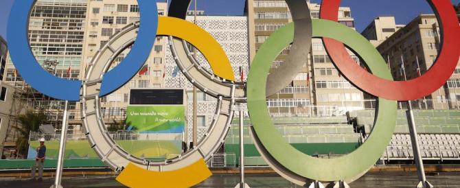 Rio, telecamera cade sul pubblico al villaggio olimpico: i feriti salgono a 7