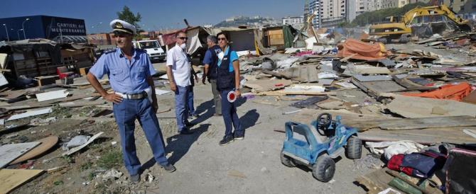 Un rom aggredisce una ragazza a Roma per un euro e 50 centesimi
