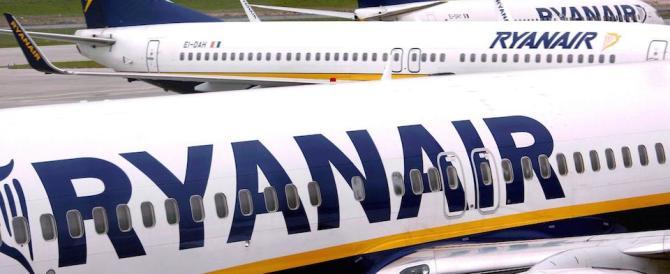 """L'Ugl a Ryanair: """"Siamo uno Stato sovrano, non terra di conquista"""""""