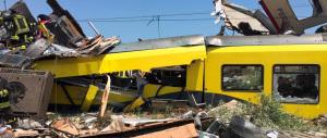 Scontro dei treni in Puglia, le famiglie delle vittime: «Indagini a metà strada»
