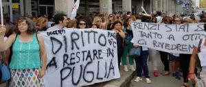"""La """"Buona scuola"""" colpisce come uno tsunami: lezioni a rischio in Lombardia"""