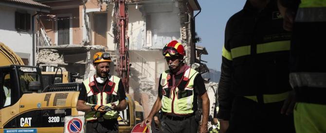 La Banca d'Italia dona un milione per le popolazioni colpite dal sisma