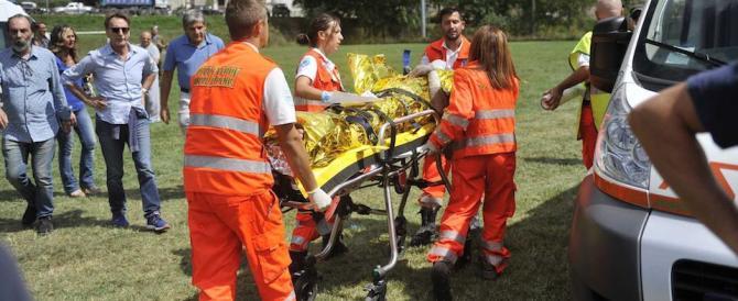 Sisma, nell'ospedale di Ascoli Piceno ricoverati  81 feriti: sette sono gravi