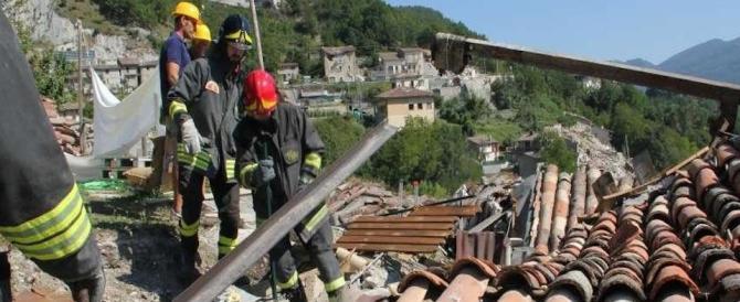 Sisma, la terra continua a tremare: scossa a Macerata di magnitudo 4.5