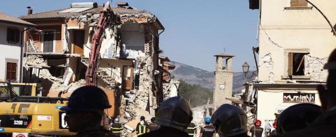 """Dopo terremoto, come fermare gli """"sciacalli della ricostruzione"""""""