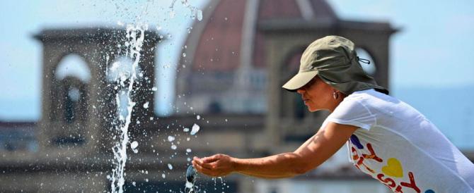 Previsioni meteo: nuovi temporali, ma a Ferragosto sarà solleone