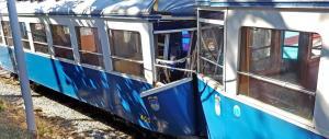 Trieste, scontro frontale tra due tram: feriti sei passeggeri e due macchinisti