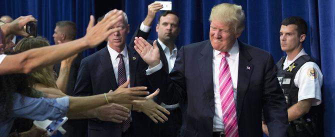 """Trump senza peli sulla lingua: """"Putin è meglio di Obama"""""""