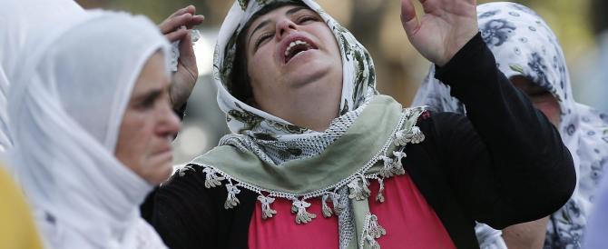 Turchia, kamikaze a un matrimonio: 50 morti. Erdogan: l'Isis non vincerà