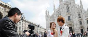 Turista cinese voleva vedere l'Europa ma è finito in un campo profughi