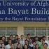 I terroristi islamici colpiscono l'università americana a Kabul