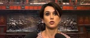 Valentina Castaldini, ancora lei: non toccate Alfano, sapete solo farneticare