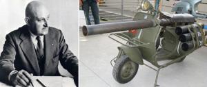L'arma segreta di D'Ascanio: ecco come l'Italia avrebbe vinto la guerra