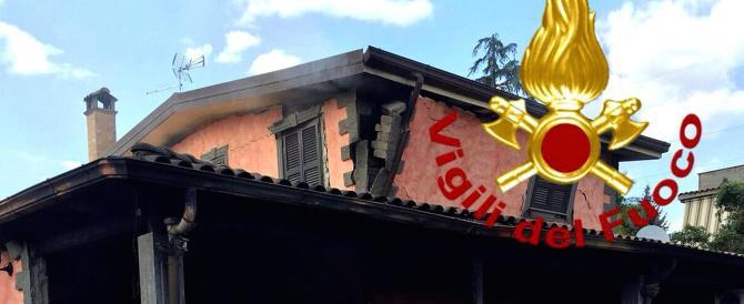 La villa esplosa era stata confiscata. Ma Casamonica ci abitava ancora…