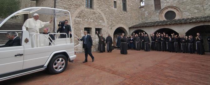 La marcia per la pace di Assisi? Fu idea di un ex scienziato di Hitler…