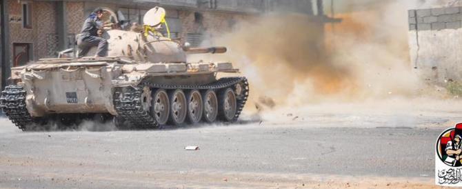 """L'Italia manda 300 militari nella """"palude"""" libica. Ma c'è incertezza sui numeri"""