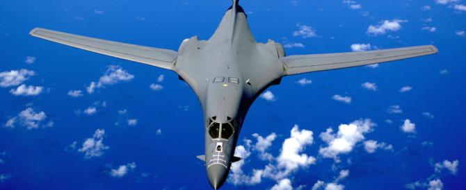 Gli Usa alzano in volo i caccia supersonici per intimorire la Corea del Nord