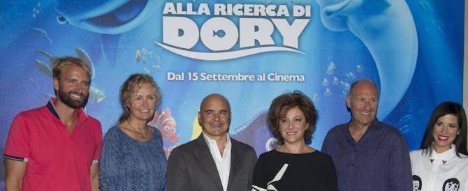 """""""Alla ricerca di Dory"""": arriva in Italia il film che è campione di incassi (foto)"""
