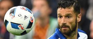 Candreva: «Me l'hanno fatta grossa, ecco perché ho lasciato la Lazio»