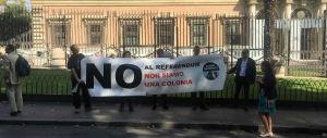 Azione Nazionale e La Destra: cento manifestazioni per il No al referendum