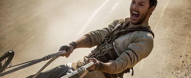 """Torna il colossal """"Ben Hur"""" in versione 3D: è costato 100 milioni di dollari"""