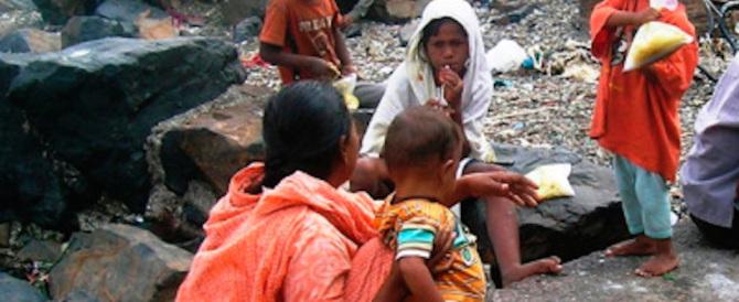 L'India spreca tonnellate di cibo l'anno, ma si muore di malnutrizione