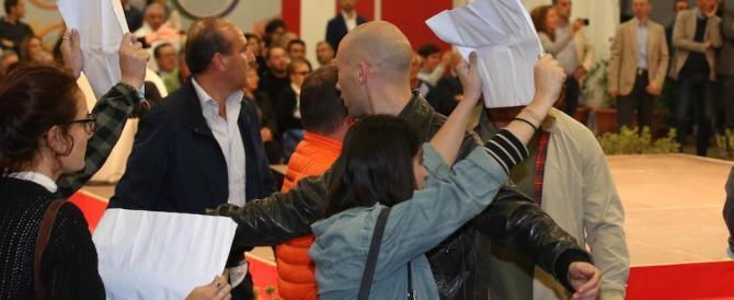 Studenti e insegnanti contro la Boschi: contestazione alla Festa dell'Unità