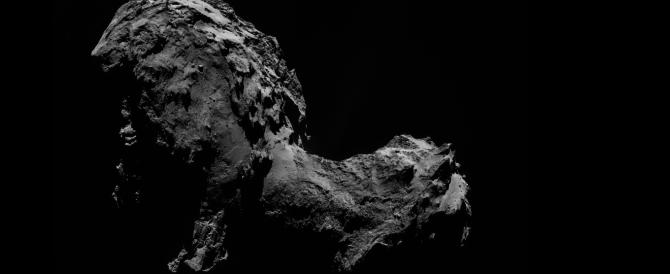 Dopo 10 anni di viaggio addio a Rosetta, si schianterà sulla cometa 67P