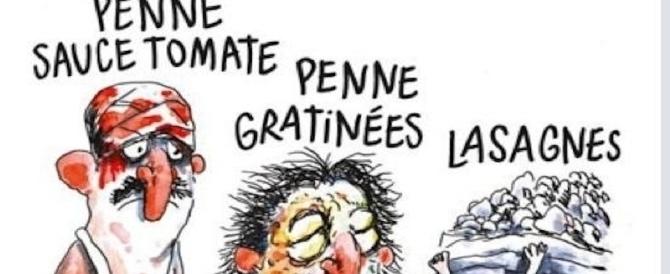 Il Comune di Amatrice querela Charlie Hebdo per diffamazione aggravata