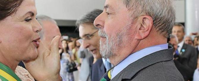 Brasile, i pm accusano Lula: 7 episodi di corruzione e 34 di riciclaggio