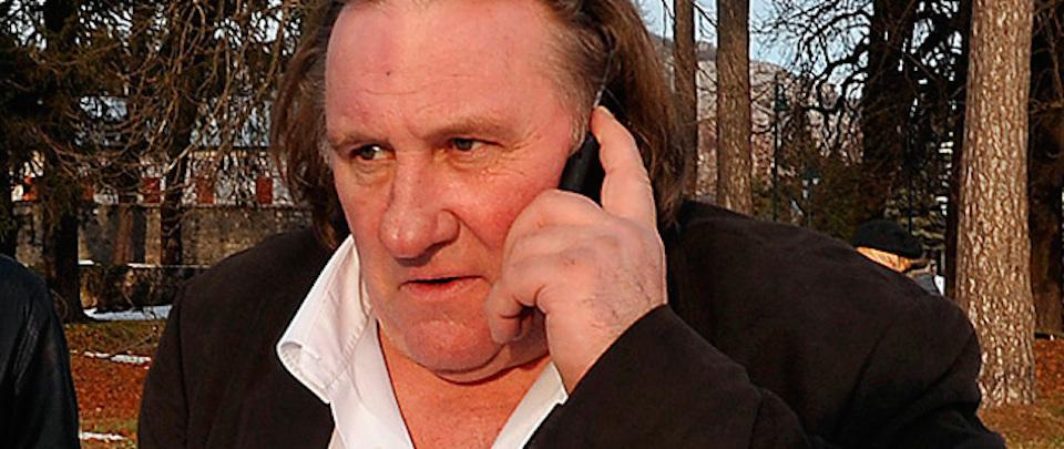 Depardieu: Putin? Un uomo giusto. Gli Usa? Puritani che usano la forza