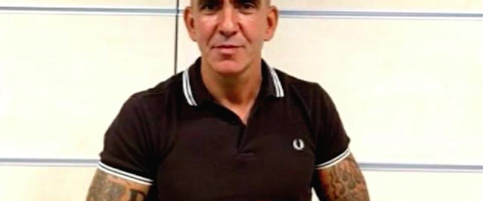La rabbia di Paolo Di Canio: «Il Duce tatuato? Da sempre si sa come la penso…»