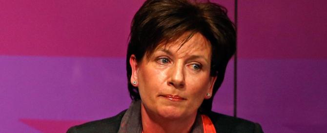 Londra, la guida dell'Ukip è donna: Diane James succede a Nigel Farage