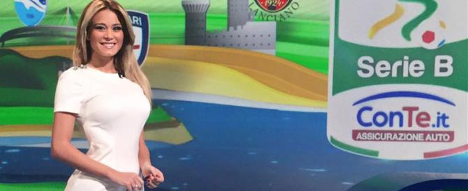 """Come per la Cantone: sul web foto sexy """"rubate"""" alla giornalista Diletta Leotta"""