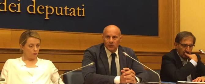 Referendum, Fabio Rampelli: «Tira una brutta aria per Renzi e per il Sì»