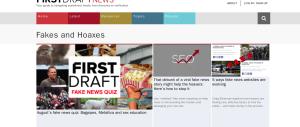Facebook e Twitter contro le notizie bufala: al via il progetto First Draft