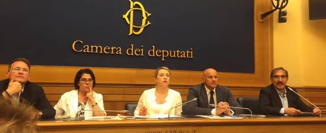 Conferenza stampa di Fratelli d'Italia sul sisma nel Centro Italia (DIRETTA)