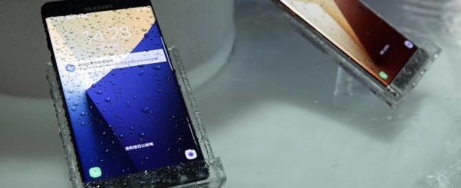 Samsung blocca le vendite del Galaxy Note 7: le batterie esplodono, è giallo