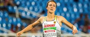 Irmgard Bensusanm ai Paralympic Games