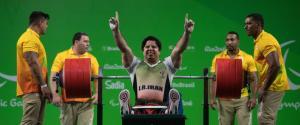 Majid Farzin ai Paralympic Games