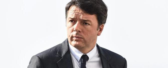 Migranti, Renzi spara: «L'Italia farà da sola». Ma ci faccia il piacere, Matteo…